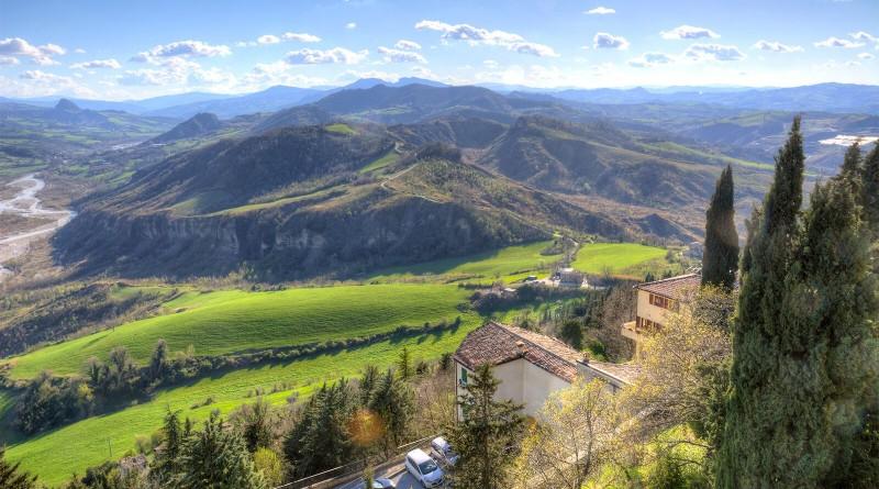 Panorama, Castello di Montebello
